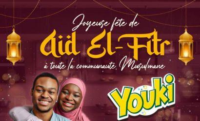 Bonne fête de l'Aïd El Fitr à toute la communauté musulmane