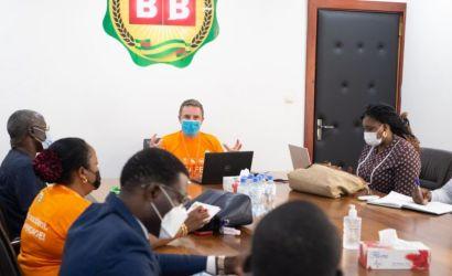 La Safety Week suit son court à la BB Lomé