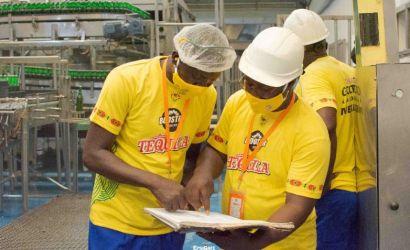 Le personnel de la BB Lomé à l'honneur