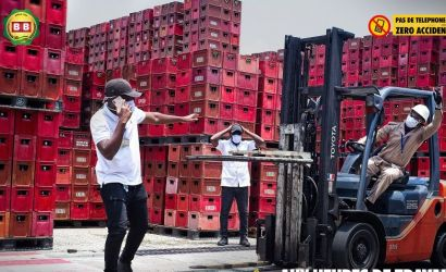 BB Lomé met en place une Task Force Sécurité